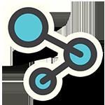 Icono interconexión