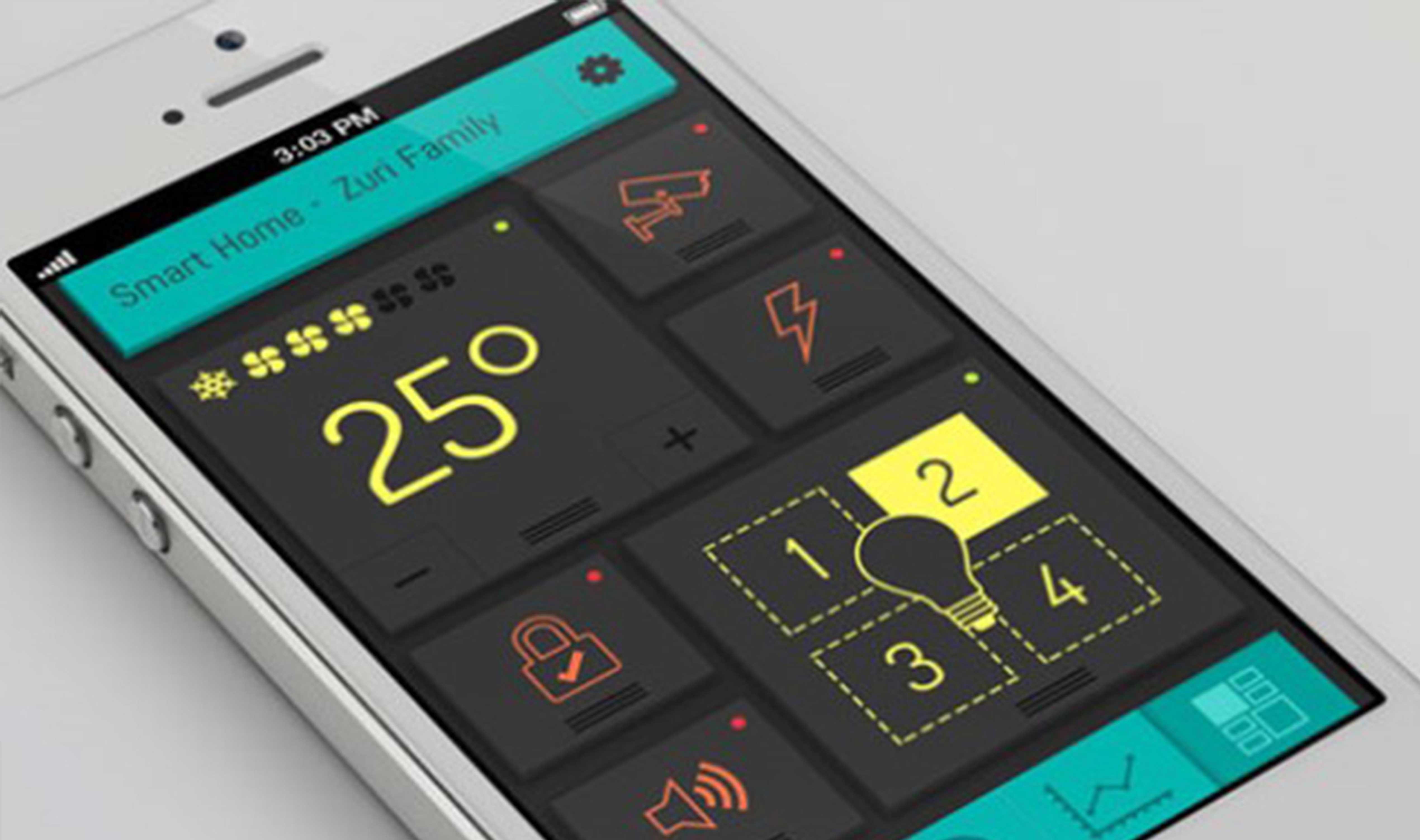 Iconos desarrollo móvil