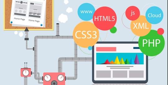 Iconos desarrollo web